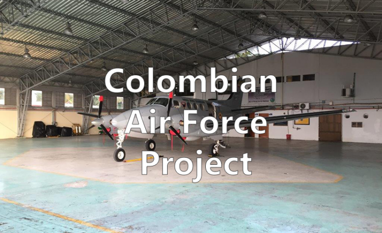 Colombian Air Force