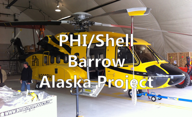 phi shell project in barrow alaska