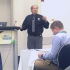 Mike Broderick Teaching About Turbine Corrosion